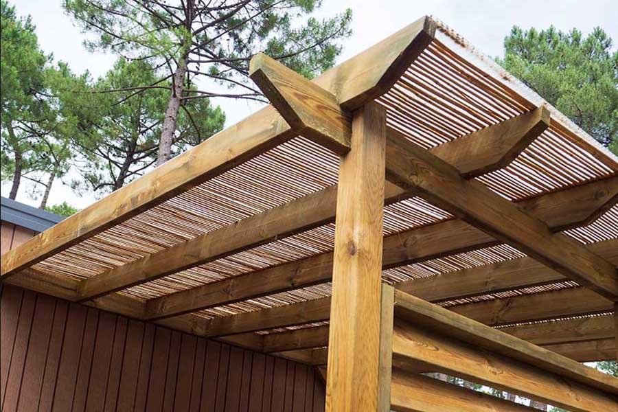 Couverture bambou