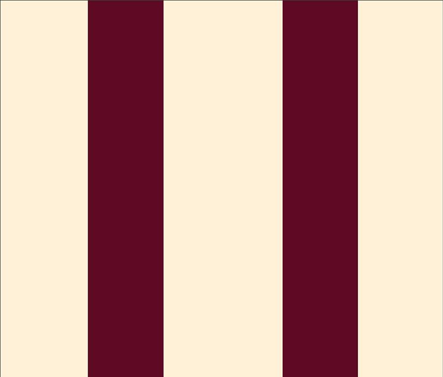 bordeaux / crème 572-51010C